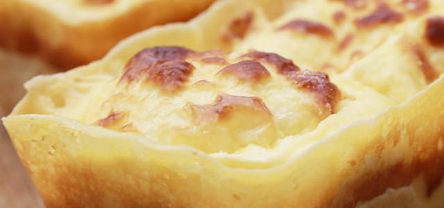 香浓的乳酪味面包