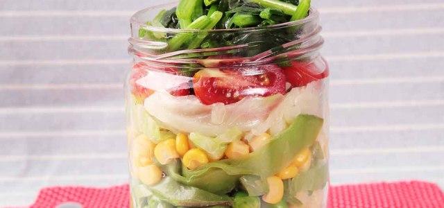 卷心菜扁豆沙拉