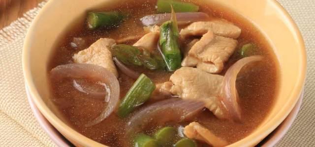 芦笋洋葱汤