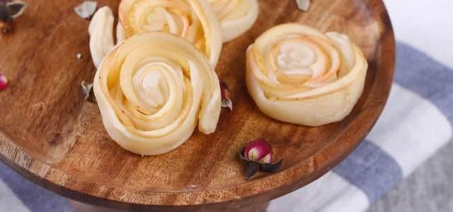 玫瑰的香气,苹果的芬芳。