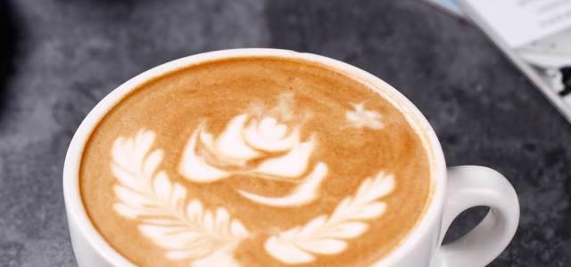 玫瑰花(拉花咖啡)