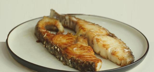 香煎鳕鱼扒