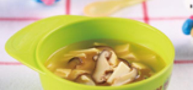 鲜菇炖豆腐