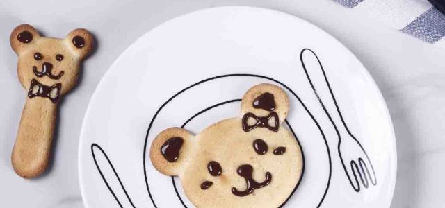 可爱的小熊,好看又好吃哦!