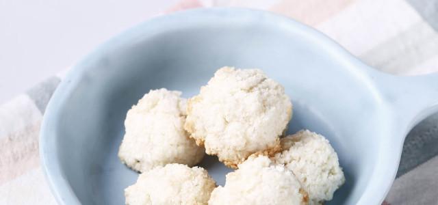 椰香蛋白饼干