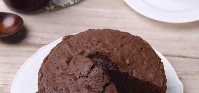 巧克力蛋糕新做法,不失巧克力浓香,口感别样细腻哦!