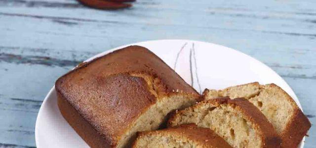 清甜的香蕉搭配富含黄油的磅蛋糕,好吃又不腻!