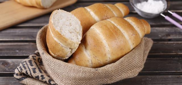 粗粮面包,健康美味。