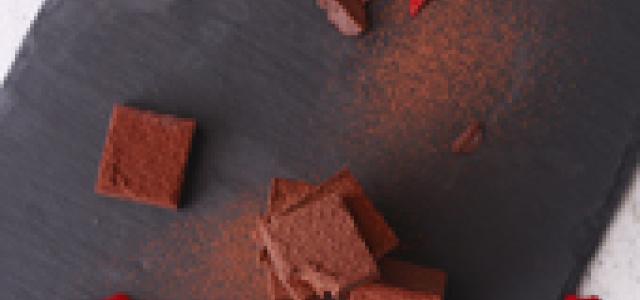 教你做两种不同口味别样风情的生巧克力。