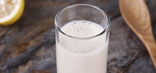 柠檬酸奶美白果饮