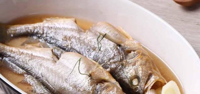 蒜味小黄鱼