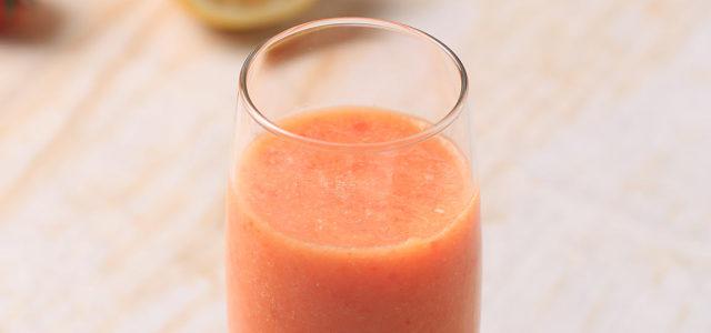 柑橘生姜苏打汁