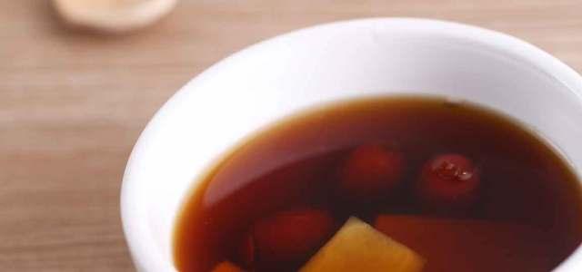 干姜红糖水