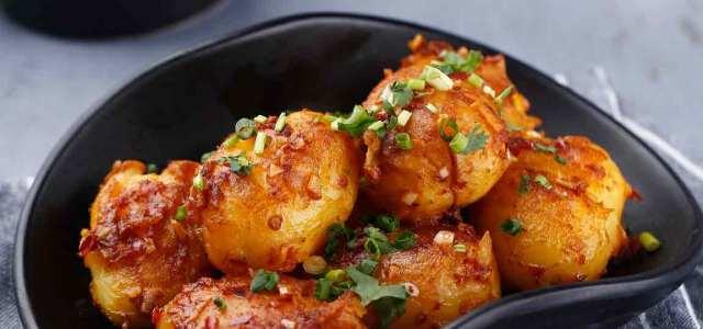 蒜香小土豆