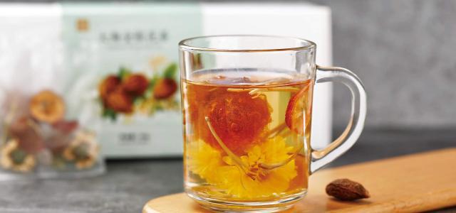 大海金银花茶