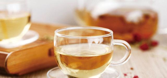 金银花玫瑰陈皮茶