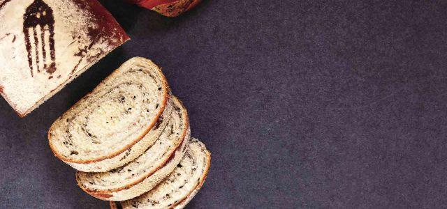 乌麻养生面包