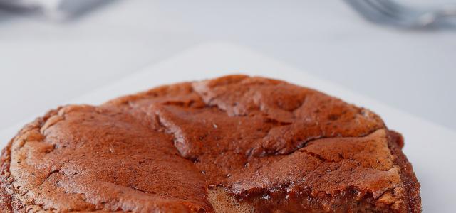 爆浆巧克力凹蛋糕