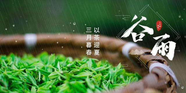 谷雨 南食香椿,北饮春茶。