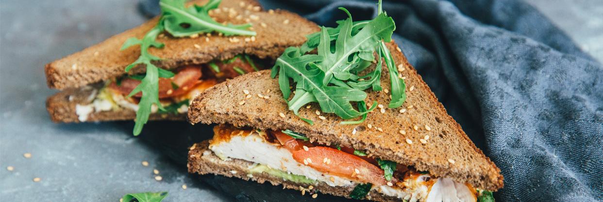 一周不重样的早餐三明治,了解一下?