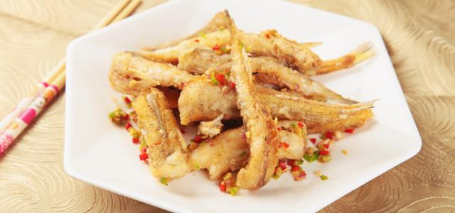 椒盐沙丁鱼