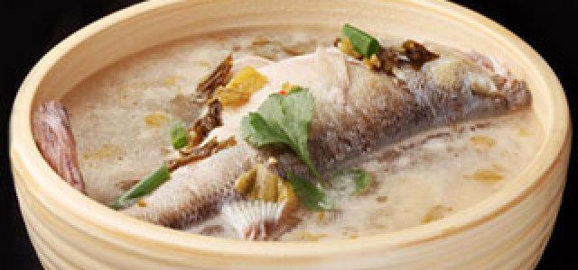 鲈鱼做汤也好吃