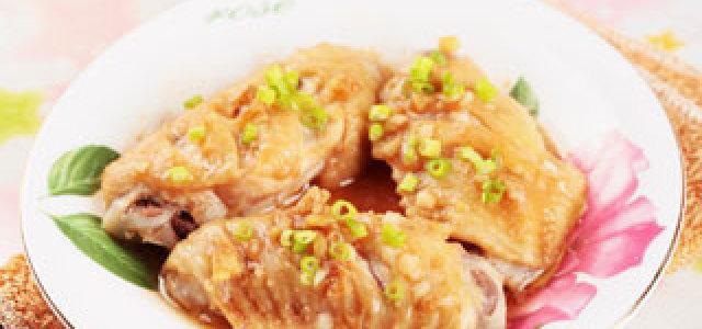 虾酱蒸鸡翅