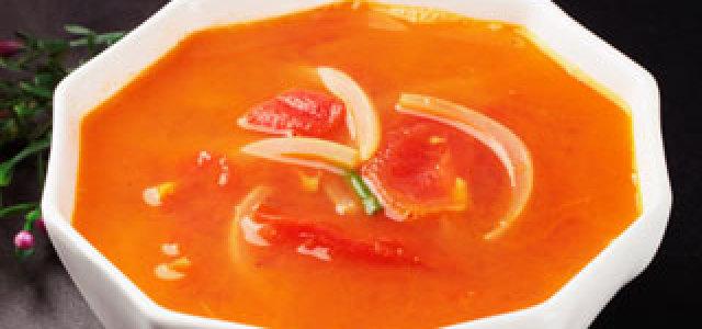 鲜红减肥汤