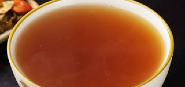 养生乌龙茶