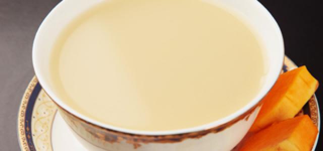 不一样的鲜榨豆浆