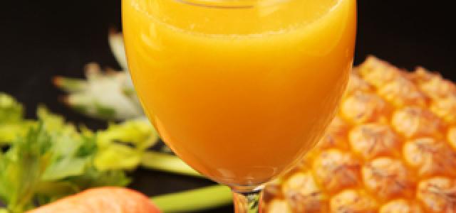 美白养颜蔬果汁
