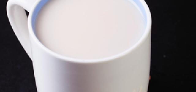 白嫩豆浆惹人爱