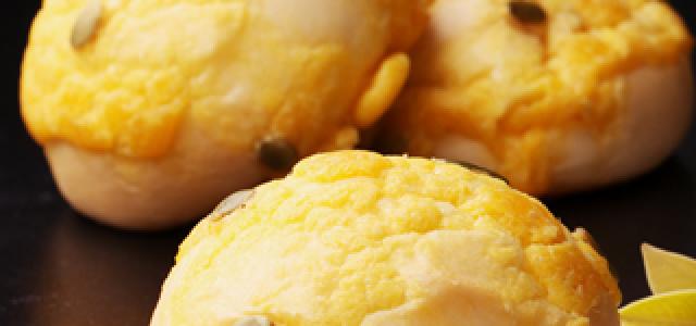 南瓜仁面包