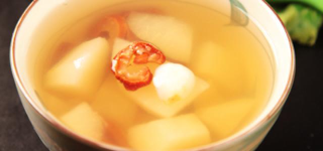 无山楂不开胃的家常汤