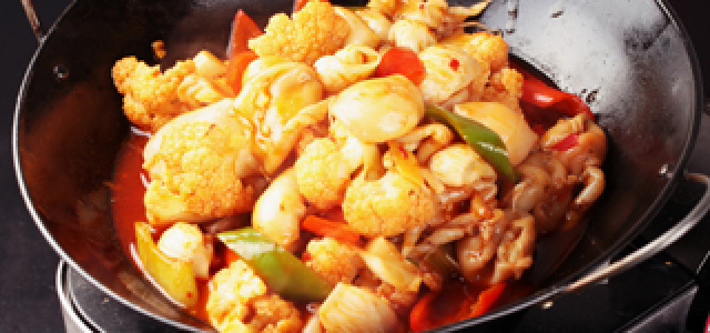 干锅神马的最有味