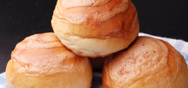 唤醒味蕾的香酥面包