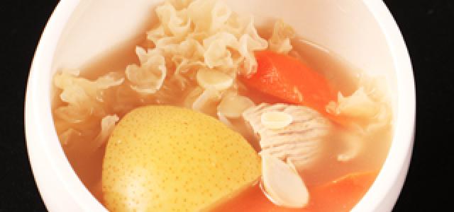 秋冬必备汤
