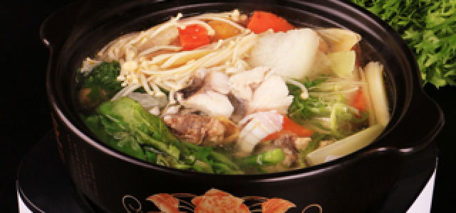脆口金菇魚肉香