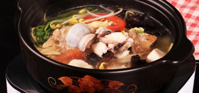 开胃鱼火锅