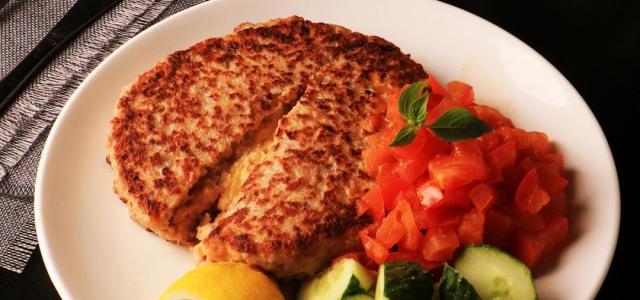 简便的营养餐,省时省力又健康。